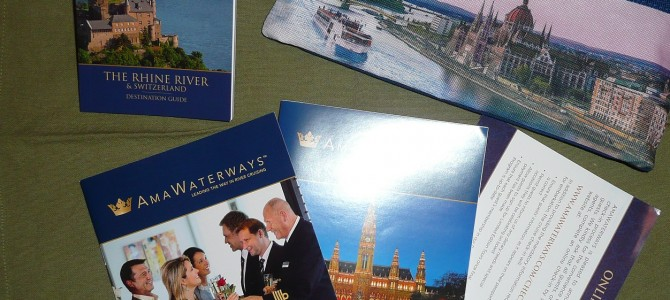 AmaWaterways Ticket Pack for River Cruise