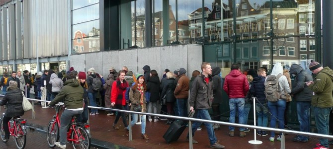 Anne Frank House and Navigating Amsterdam