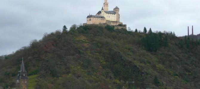 AmaWaterways Christmas on the Rhine river cruise — Middle Rhine and Rüdesheim