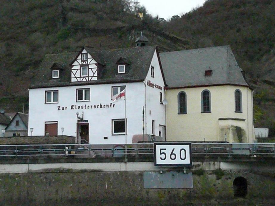 Middle Rhine, Zur Klosterschenfe