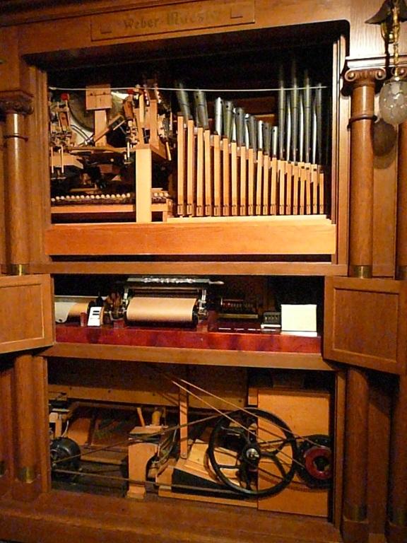 Rüdesheim, Siegfried's Mechanical Musical Museum