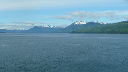 Icy Strait harbor