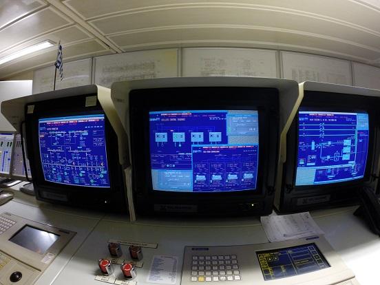 engineering control screens